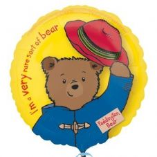 Paddington Bear Foil Helium Balloon